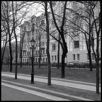 Снимок сделан в Тверской бульвар пользователем Andrey B. 4/29/2013