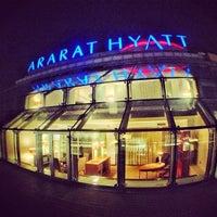 Foto scattata a Ararat Park Hyatt da Вершинин ⚡ il 7/6/2013