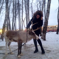 7045ed9b ... Снимок сделан в Контактный зоопарк Vnukovo outlet village пользователем  Maria N. 2/11/ ...