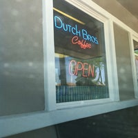 Photo taken at Dutch Bros Coffee by Jason G. on 5/16/2013