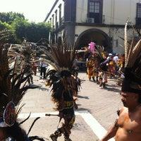 Foto scattata a San Pedro Tlaquepaque da Adriana M. il 10/21/2012