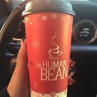 Снимок сделан в The Human Bean пользователем Malikah R. 11/16/2015