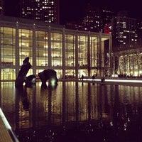 Снимок сделан в Vivian Beaumont Theater пользователем Grace L. 12/20/2012
