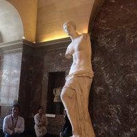 8/25/2018 tarihinde Евгения Щ.ziyaretçi tarafından La Vénus de Milo'de çekilen fotoğraf
