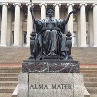 1/14/2014에 Michal 'may' H.님이 Columbia University Sculpture Garden에서 찍은 사진