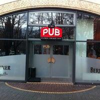 Photo prise au The Pub Berlin par Michal 'may' H. le1/2/2013