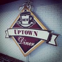 12/20/2012 tarihinde Michael K.ziyaretçi tarafından Uptown Diner'de çekilen fotoğraf
