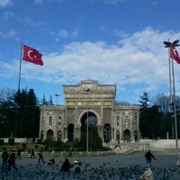 รูปภาพถ่ายที่ İstanbul Üniversitesi โดย Oguz O. เมื่อ 1/23/2013