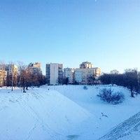 Das Foto wurde bei Мукомольный Завод von Любовь Ф. am 1/15/2016 aufgenommen