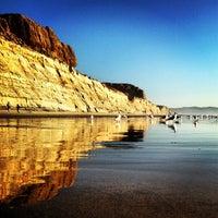 Das Foto wurde bei Torrey Pines State Beach von Brian W. am 3/1/2013 aufgenommen