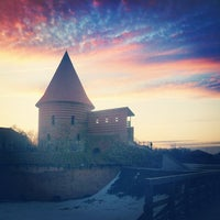Снимок сделан в Каунасский замок пользователем Надежда П. 12/30/2012