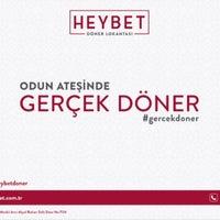 Foto tirada no(a) Heybet Döner Lokantası por Alper em 12/15/2016