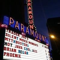 Das Foto wurde bei Paramount Theatre von Kristin D. am 3/17/2013 aufgenommen