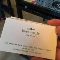 7107634b0f ... Photo taken at kate spade new york by Marie on 9 22 2016 ...