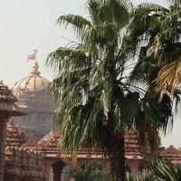 Foto tomada en Swaminarayan Akshardham por Arno G. el 10/13/2012