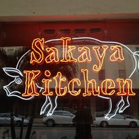 Foto scattata a Sakaya Kitchen da Mac M. il 3/13/2013
