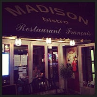 7/18/2013 tarihinde Toru H.ziyaretçi tarafından Madison Bistro'de çekilen fotoğraf