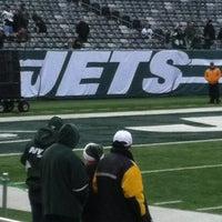 รูปภาพถ่ายที่ MetLife Stadium โดย Melissa G. เมื่อ 12/23/2012