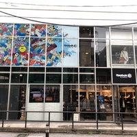 6fa6f665e78 ... Photo taken at Reebok CLASSIC Store Harajuku by Daifuku888 on 11 14 2017  ...