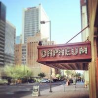 Photo taken at Orpheum Theater by Erik C. on 3/14/2013