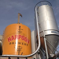 Снимок сделан в Harpoon Brewery пользователем suke 2/22/2013