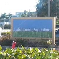 Photo prise au La Estancia Argentina par Marivi D. le11/25/2012