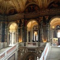 8/14/2013 tarihinde Hiroaki K.ziyaretçi tarafından Viyana Sanat Tarihi Müzesi'de çekilen fotoğraf