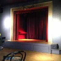 Foto diambil di Hamlets, teātris - klubs oleh Alvis pada 2/27/2013