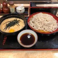 6/14/2018にTetsuji O.が小諸そば 西五反田店で撮った写真