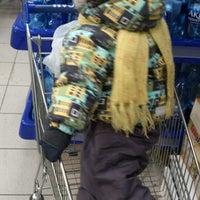 """Снимок сделан в Супермаркет """"Мой Магазин"""" пользователем Sergey L. 1/18/2014"""