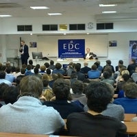 Photo Taken At EDC Paris Business School By Yves Laurent K On 1