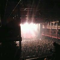 Снимок сделан в AB Ancienne Belgique пользователем Nils P. 11/20/2012