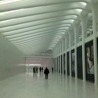 10/24/2013에 Bob D.님이 World Trade Center Transportation Hub (The Oculus)에서 찍은 사진