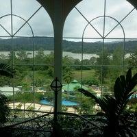 11/25/2012 tarihinde Sole J.ziyaretçi tarafından Gamboa Rainforest Resort'de çekilen fotoğraf