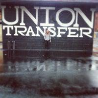 รูปภาพถ่ายที่ Union Transfer โดย Jeremy D. เมื่อ 5/24/2013