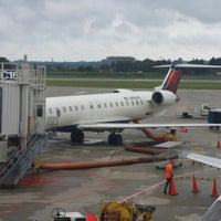 Photo taken at Gate C16 by Keith C. on 7/25/2014