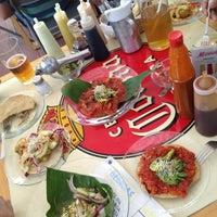 Foto tomada en Erizo - Cocina de Mar por Héctor el 7/4/2013