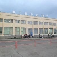 Снимок сделан в Международный аэропорт Курумоч (KUF) пользователем Alexey 6/19/2013