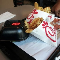 Photo prise au Chick-fil-A par Quantia E. le9/26/2012