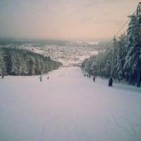 1/20/2013 tarihinde Eugene P.ziyaretçi tarafından ГЛК Гора Пильная'de çekilen fotoğraf