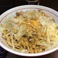 7/25/2013にKogamen P.がラーメン二郎 横浜関内店で撮った写真