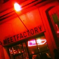 Снимок сделан в MeetFactory пользователем David P. 2/1/2013