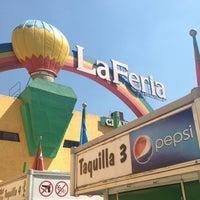 10/25/2012 tarihinde Eddiziyaretçi tarafından La Feria de Chapultepec'de çekilen fotoğraf