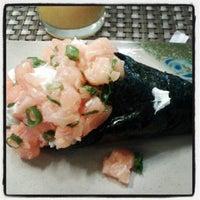 Foto tirada no(a) Kenko Temaki II por Natasha B. em 12/15/2012