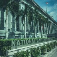 Photo prise au National Gallery Singapore par Fraser le2/4/2016