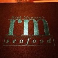 10/22/2012にChrissy I.がRick Moonen RM Seafoodで撮った写真