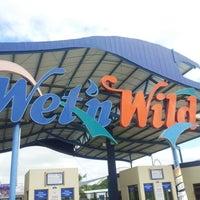Foto tirada no(a) Wet'n Wild por Antonio C. em 11/17/2012