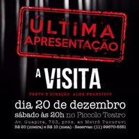 Foto tirada no(a) Piccolo teatro por Luciano O. em 12/20/2014
