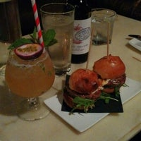 Снимок сделан в The Alchemist Bar & Cafe пользователем April Y. 1/7/2015