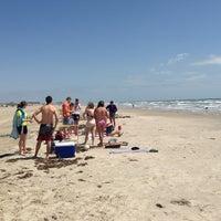 Beach Marker 18 Port Aransas Rd